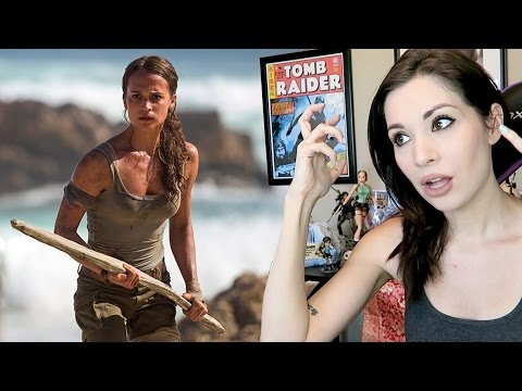 NEW Tomb Raider Movie Images and Synopsis | My Thoughts