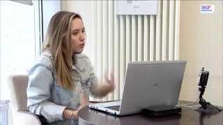 Катя Клэп (Kate Clapp) на канале 360