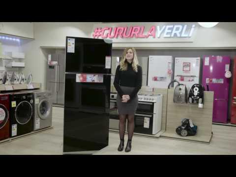 Vestel AKILLI NF620 CSY Buzdolabı