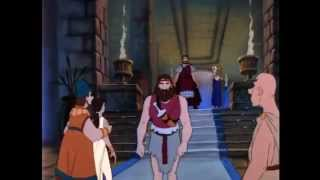 Христианский мультфильм - Пророк Илия