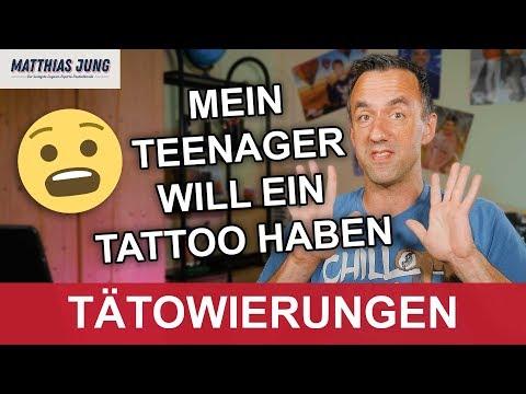 Hilfe, mein Teenager will ein Tattoo haben - Im Pumakäfig mit Matthias Jung