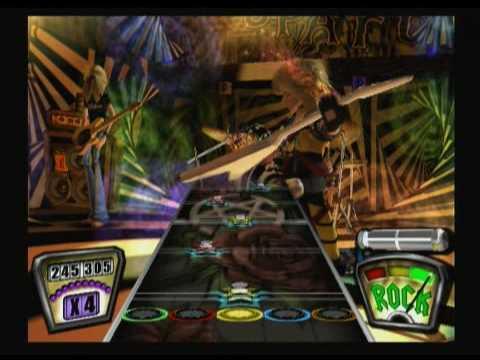Black Widow of LaPorte by John 5 - Custom Guitar Hero