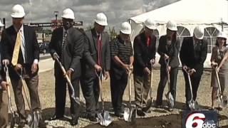 WRTV6 - New Health Care Facility
