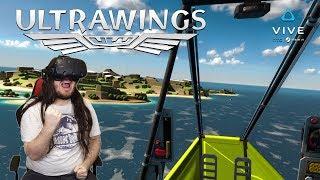 Best VR Flight Simulator | Ultrawings | HTC Vive