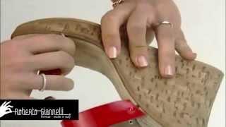 I sandali innovativi di Roberto Giannelli