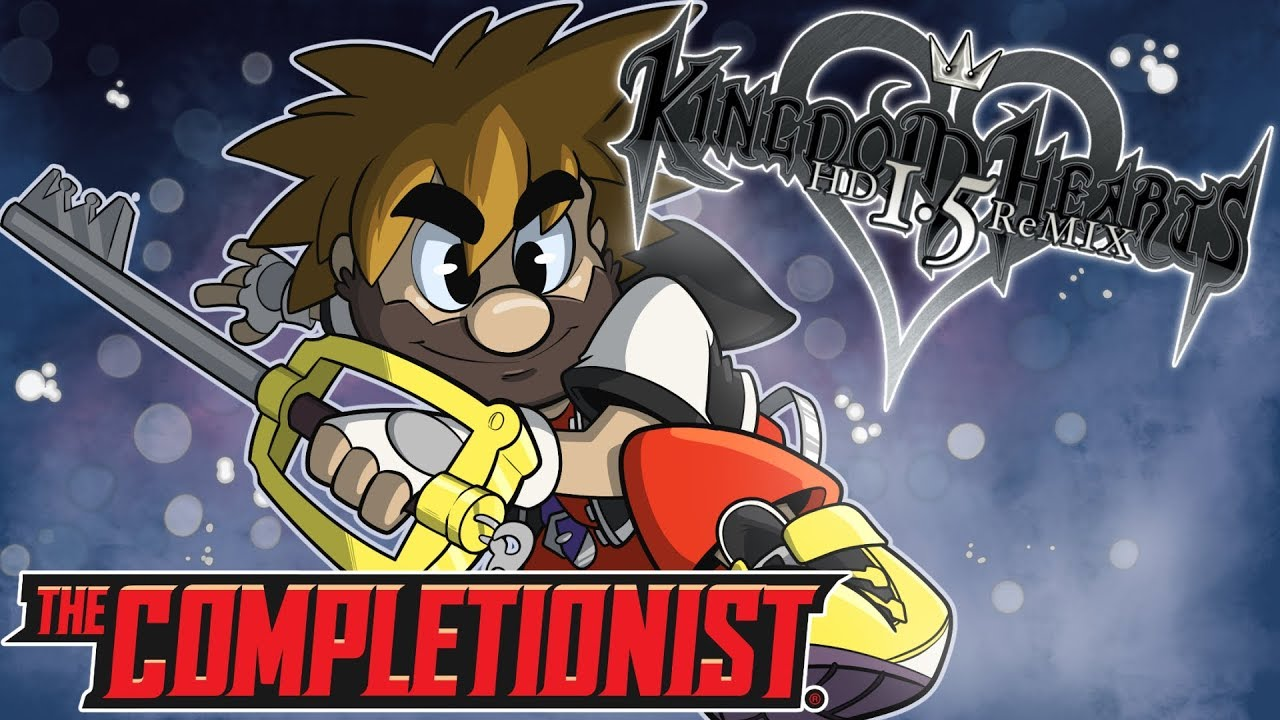 Kingdom Hearts The Completionist New Game Plus Youtube