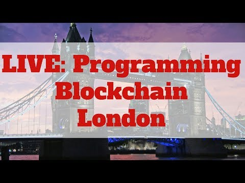 Live from Programming Blockchain