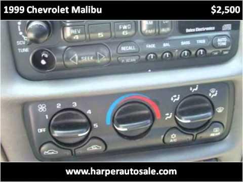 1999 Chevrolet Malibu available from Harper Auto Sale, LLC