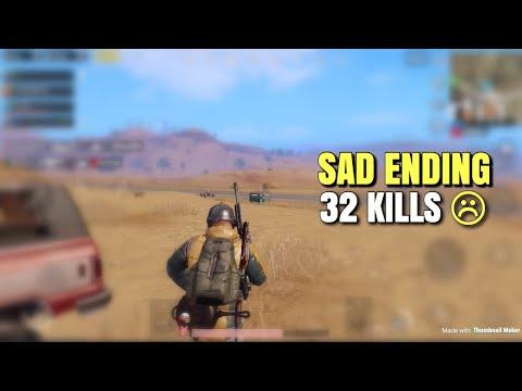 Killing Everyone In Sight | PUBG Mobile | 32 KILLS