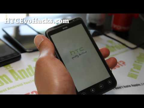 How to Install Custom ROM on HTC Evo 3D! [CDMA/GSM][S-ON]