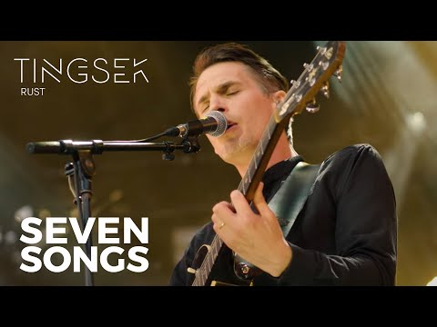Tingsek - Rust - Live from the Malmö Festival 2016 [Seven Songs]