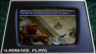 Rose-Tinted Materia - Lawrence Plays Final Fantasy VII