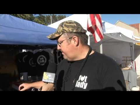 Pointe Coupee Magazine Interviews Chad Newcomer Fat Lady Game Calls