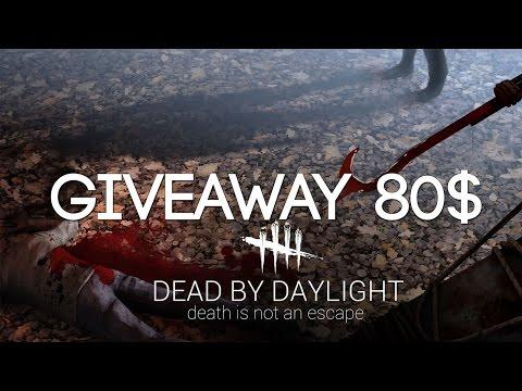 GIVEAWAY 80$ STEAM WALLET[ANULAT PENTRU URMATORUL LIVE]  | Dead by Daylight,CS:GO,Minecraft
