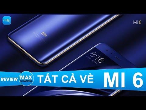 KHÔNG thể KHÔNG biết Xiaomi Mi6: thiết kế đep, camera kép, hiệu năng ấn tượng, giá thơm