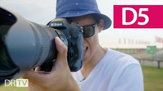 DigitalRev TV: Nikon D5 Hands-On Review