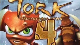 Tork: Prehistoric Punk (XBOX) Playthrough #04