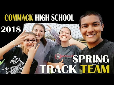 Spring Track | Commack High School Vlog | Part 2 | Zad AT Vlogs