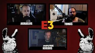 Post E3 cast 2018 w Agraelus Tomáš z TARC