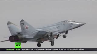 Russlands Wunderwaffen (5): Putin präsentiert Rakete