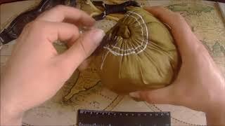 Гамак, рогатка и очки/Распаковка и тест