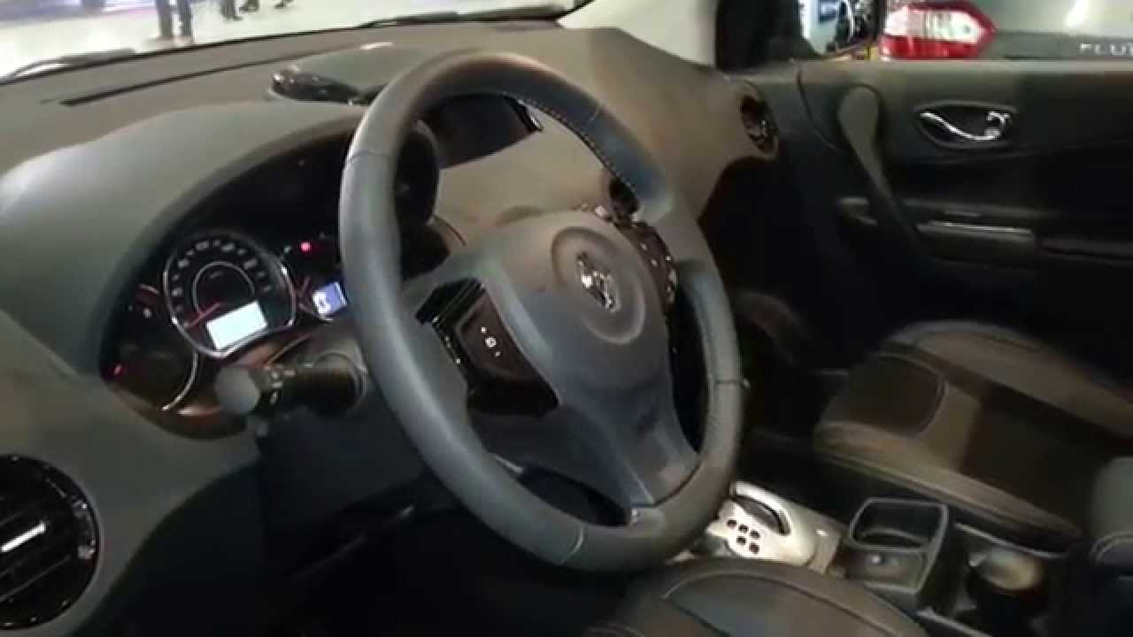 interior renault koleos 2014 versi n para colombia full hd youtube. Black Bedroom Furniture Sets. Home Design Ideas