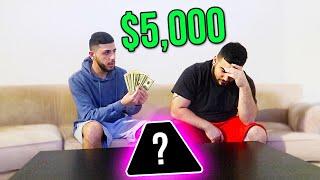 HELPING HIM QUIT HIS ADDICTION! $5,000 REWARD!