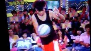 [街頭籃球]streetball. a.k.a Achi*上綜藝大哥大表演