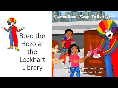 Bozo the Hozo at the Library