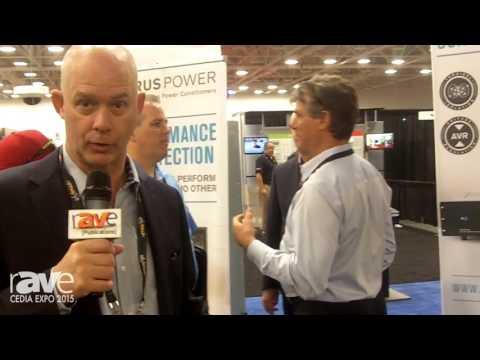 CEDIA 2015: Torus Power Highlights the AVR2 20 Isolation Transformer