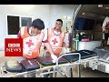 Thailand Cave rescue: '11th person brought out' - BBC News Video News