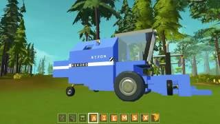 Scrap Mechanic #26 - Bizon Rekord Z058