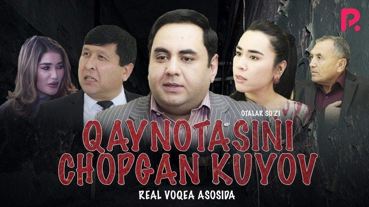Otalar so'zi - Qaynotasini chopgan kuyov (real voqea asosida) #UydaQoling