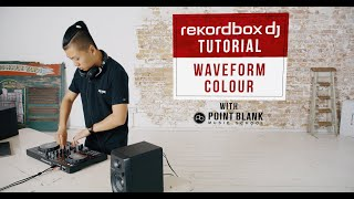 rekordbox dj Tutorial Part 1: Waveform Color