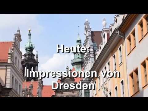 Ein kurzer Streifzug durch Dresden