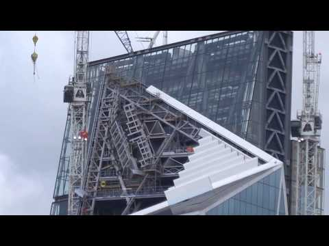 The Scalpel 52 Lime Street City Of London 630ft May  11 2018