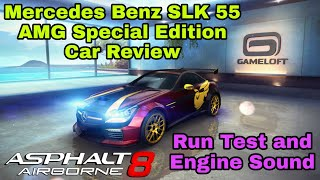 | Mercedes Benz SLK 55 AMG Special Edition Car Review | Car Stats, Engine Sound and Run Test |