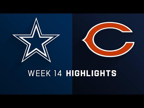 Cowboys Vs. Bears TNF Pregame Live Stream!