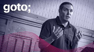 GOTO 2019 • Mastering the Linux Command Line • Bert Jan Schrijver