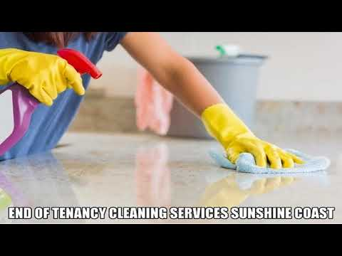 Bond Cleaning Services Provider With Affordable Packages in Sunshine Coast
