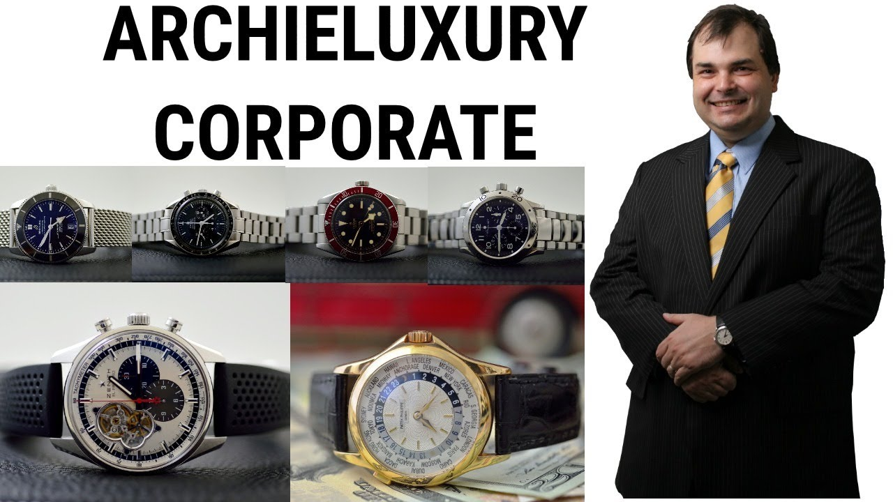 30 MINUTES WITH ARCHIELUXURY - Non Rolex is impossible to sell