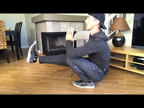 Ultimate Leg Workout - Home Fitness