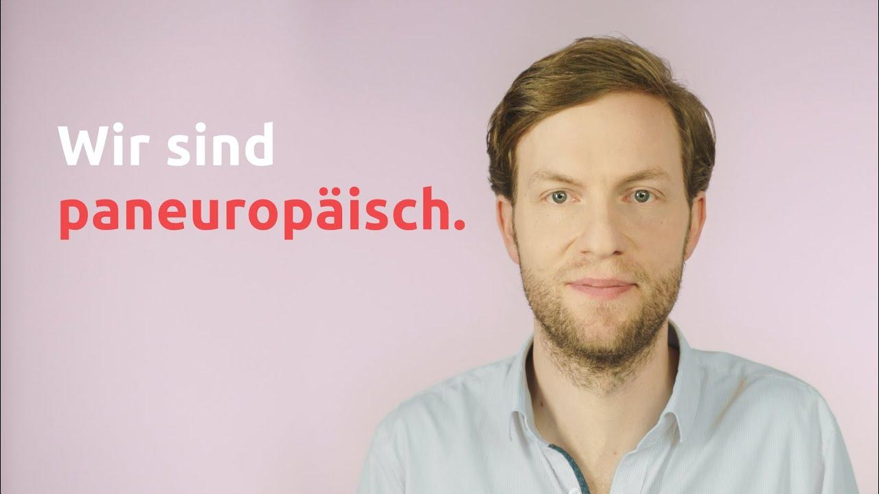YouTube: Volt Deutschland Wahlspot Europawahl 2019 | Jetzt bist Du dran! #VoteVolt