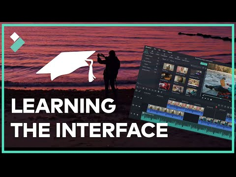 1 Learning The Interface   Filmora9