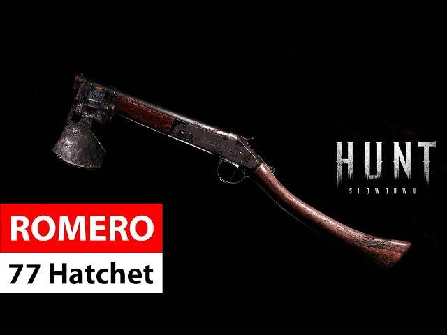 Romero 77 Hatchet | Hunt: Showdown