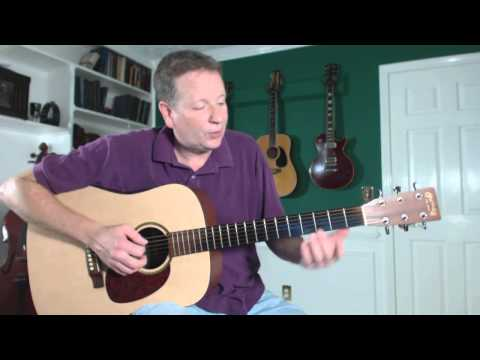 Avoiding Problems With Your A Major Chord