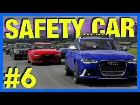 Forza 7 Career Mode : SAFETY CAR BUILD & CUSTOMIZATION!! (Part 6)