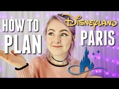 How To Plan Disneyland Paris | thisgirlcalledholly