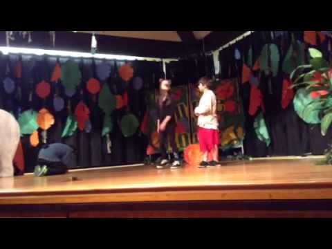 The Jungle book first part, william land elementary school