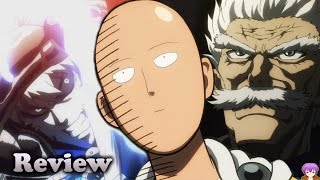 One Punch Man Episode 7 Anime Review - Saitama vs Giant Meteor = Public Shaming ワンパンマン